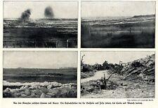 1914-18 * Schlachtfelder bei La Boisselle - Frise - Curlu - Mametz * WW1