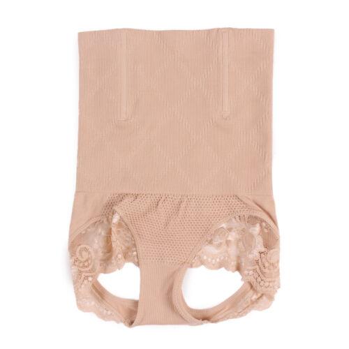 Women Lace Seemless Butt Lifter Panties Booty Enhancer Tummy Control Body Shaper