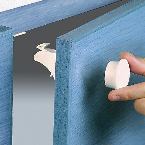 Cerraduras armario magnético de seguridad para bebé niño para el armarios y cajones