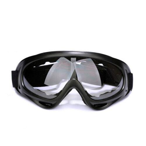 Winter Skibrille Motorrad Winter Snowboard Sport Anti Wind Staub Fahrradbrille