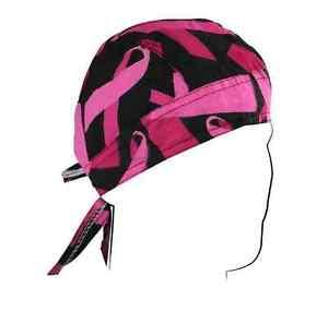 Girls Head Wrap Black with Pink Dragon Flies Zan Headwrap Bandanna Womens