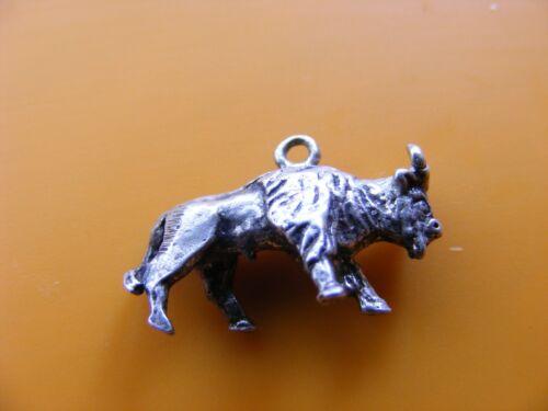 G vintage encantos de plata esterlina encanto Animales Caballo peces perro gato Cisne Tortuga