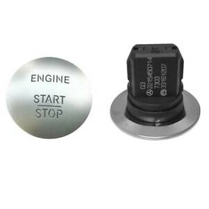For-Mercedes-Benz-Engine-Go-Stop-and-Start-Ignition-Button-2215450714Push-Switch