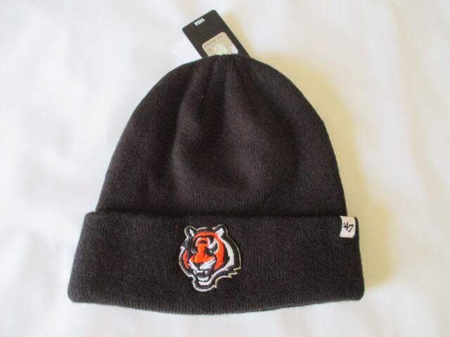 cbc9dd0bc60 Cincinnati Bengals Knit Hat