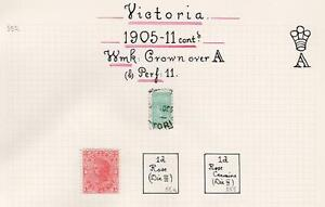 COLLECTION-OF-VICTORIA-STAMPS