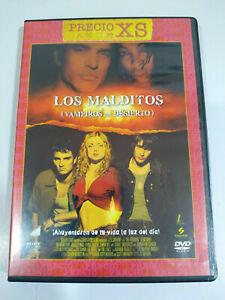 Los Malditos Vampiros del Desierto - DVD + Extras Español Ingles Region 2 - 3T