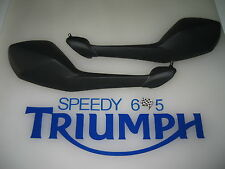 TRIUMPH DAYTONA 675 LEFT & RIGHT HAND MIRRORS 2013 2014 2015 T2066706 T2066705
