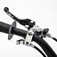 ASV Shorty F2 Folding Brake Clutch Levers Pair Pack Kit Kawasaki KLX250L 250