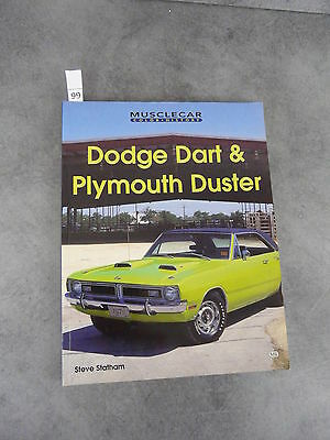 Statham Dodge Dart & Plymouth Duster Automobile Americaine Muscle Car
