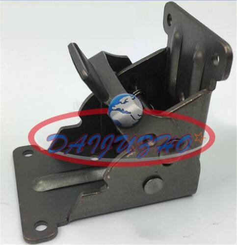 Steel Self Lock Foldable Support Bracket Extension Table Bed Leg Feet Folding