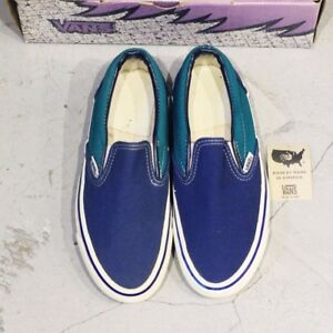 Details about Rare Item Deadstock 80s USA made VANS Sneaker From JAPAN Free  shipping