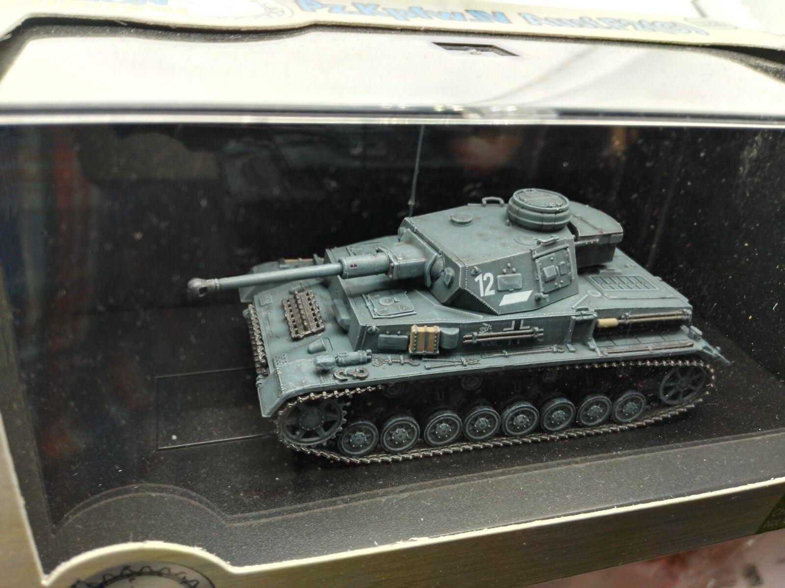 Dragon Armor 1 72 Panzer IV Tank Carro Armato Armato Armato Tanque Char Kingtiger 96a7ad