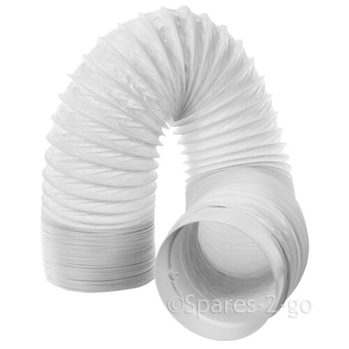 "6m Vent Hose PVC Duct 5/"" Extension for Samsung Air Conditioner Conditioning Unit"