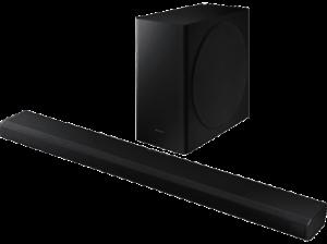 Barra de sonido - Samsung HW-Q800T/ZF, BT, Subwoofer Inalámbrico, 330 W, Alexa