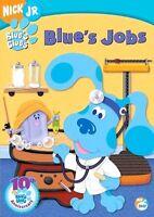 Blue's Clues - Blue's Jobs Dvd Nick Jr