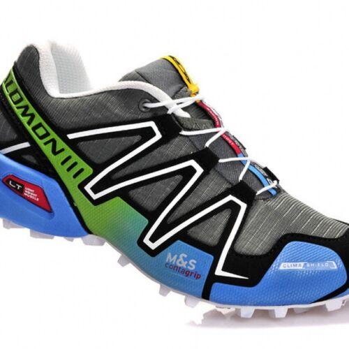 Salomon Speedcross 3 Herren-Outdoorschuhe Laufschuhe Hikingschuhe Cross Schuhe F