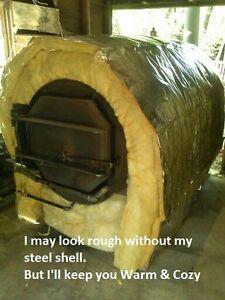 Outdoor Wood Burner Boiler Furnace plan #1 DIY Plans on CD