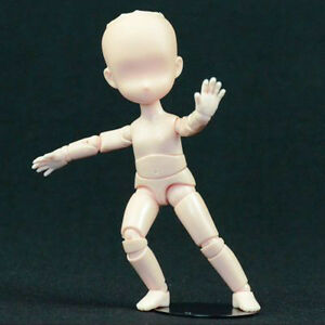 Details About 5 1 Figures Jointed Doll Model Painting Artist Drawing Sketch Mannequin Child