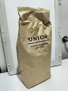 Union hand-roasted coffee beans Revelation Espresso 1kg
