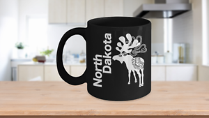 North-Dakota-Mug-Black-Coffee-Cup-Gift-for-Great-Plains-Prairie-Grasses-Bad-Land