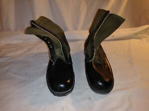 MARCH-1967-GREEN-VIETNAM-WAR-HOT-WEATHER-CIC-10N-VENTED-JUNGLE-BOOTS-KD-00184