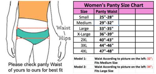Underwear LOT Smooth Tummy Control High Rise Waist Bikini SATIN Panty S-4XL