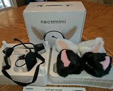 NEUROWEAR Necomimi Nekomimi Band Brainwave Controlled Cat Ears + Extra Ears!