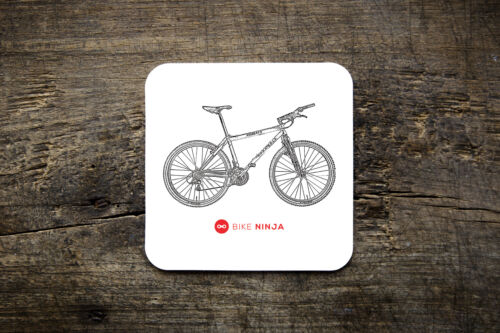 Chas Roberts Dogs Bolx Coaster Bike Ninja MTB Retro Classics