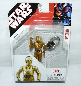 2008-Star-Wars-Keychain-Collection-C3PO-Droid