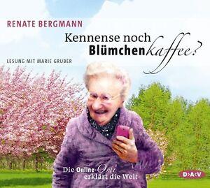 RENATE-BERGMANN-KENNENSE-NOCH-BLUMCHENKAFFEE-CD-NEU