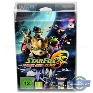 1-x-Game-Box-Protector-for-Wii-U-Big-Box-Games-Starfox-Xenoblade-amp-Project-Zero