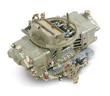 HOLLEY CARBURETOR 650 CFM DOUBLE PUMPER w/ MANUAL CHOKE REMAN #182- 0-4777