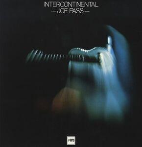 JOE-PASS-INTERCONTINENTAL-VINYL-LP-NEU