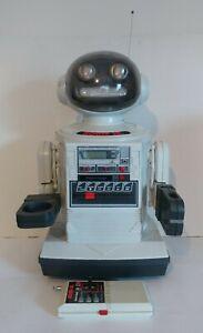 Robie-Sr-Robot-Radio-Shack-As-Is