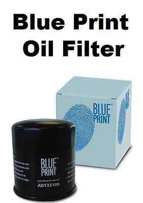 Blue Print Blueprint Oil Filter- TOYOTA CELICA 1.8 VVTLi 99-07 ADT32112