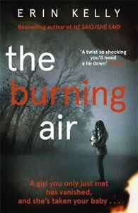 Erin-Kelly-The-Burning-Air-Tout-Neuf-Livraison-Gratuite-Ru
