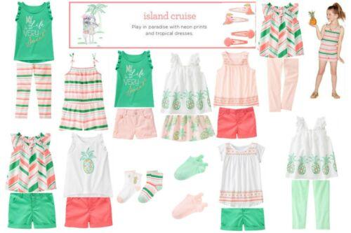 NWT Gymboree Girls Island Cruise Outfits U-Pick Size 7