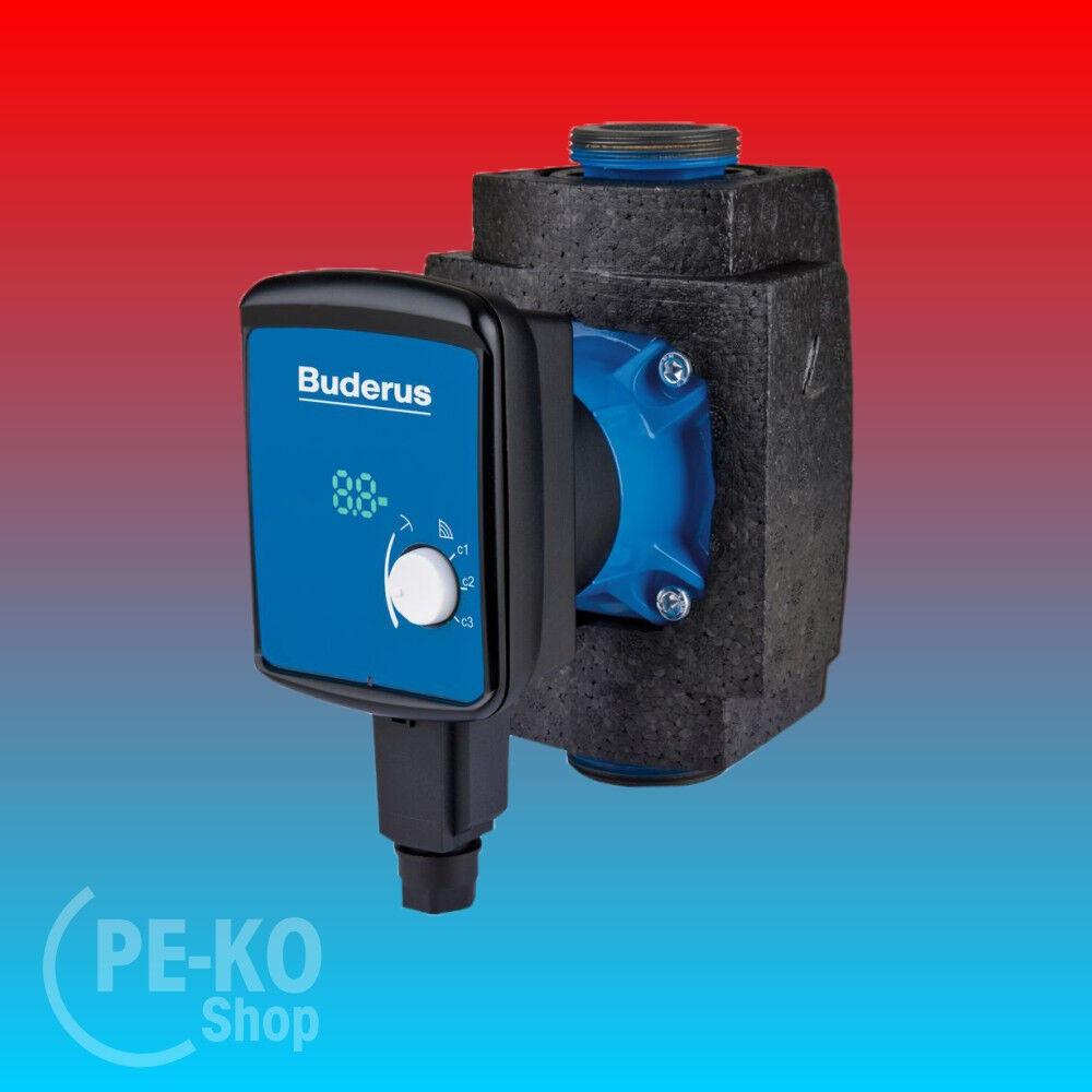 Buderus Logafix Umwälz pumpe BUE-PLUS 25/1-4, PN10 R1