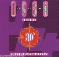 V/A - The 80's Collection: 1984 (EU Time Life 24 Tk Double CD Album)