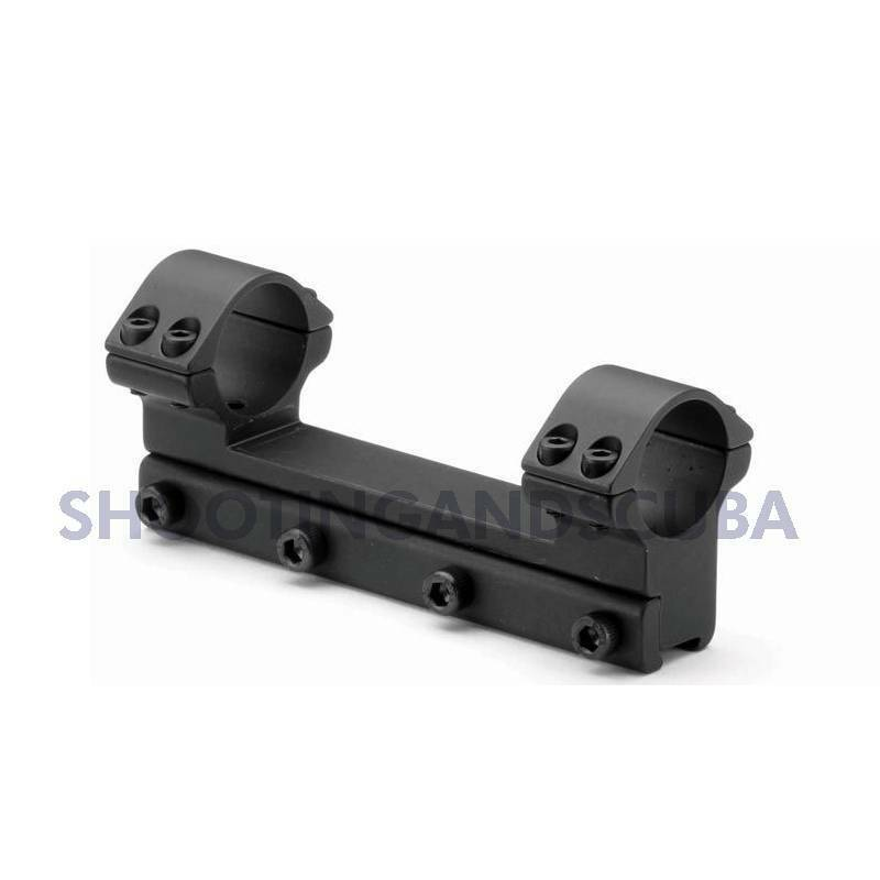 Bisley High One-Piece Mounts for Air Gun Rifle