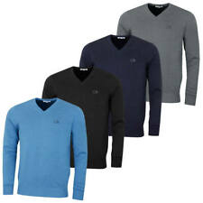 Calvin Klein Golf Mens V-Neck Tour Durable Comfort Sweater 36% OFF RRP