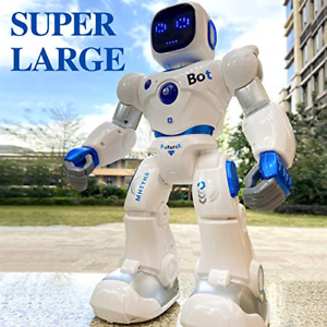Ruko Smart Robots for Kids, Large Programmable Interactive RC Robot with Voice 4