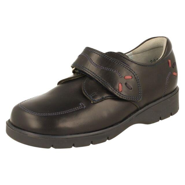 Girls Start Rite Formal school Shoes Label Jive -w Atlantic Blue 9 ... 506a603df0cd