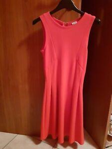 Vestito-Pimkie-rosso-aderente-Elegant-red-dress