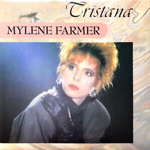 Mylene-Farmer-7-034-Tristana-Pochette-avec-decoupe-France-EX-EX