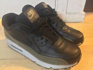 Nike 2018 Air Max 90 HAL Sz 10 Black