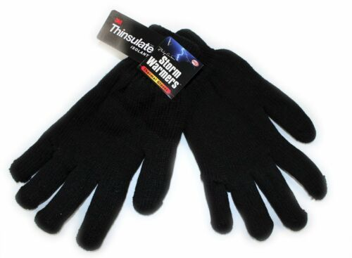 New Ladies Womens Knitted Winter Warm Thermal Thinsulate Insulation Lined Gloves