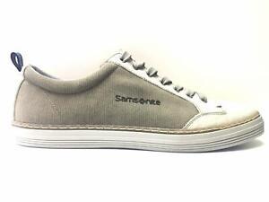 SCARPE-SNEAKERS-CASUAL-UOMO-SAMSONITE-SFM102156-1021-PELLE-ORIGINALE-PE-NEW