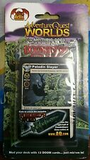 ADVENTURE QUEST WORLDS Doomwood Mod Pack SEALED with code cards