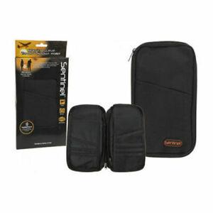 Sentinel-RFID-Blocking-Executive-Travel-Passport-Organiser-Wallet-Document-Hold